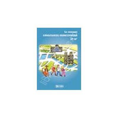 Cangurul lingvist, francofon. Le concurs Kangourou francophone 3e-4e (edition 2005-2011)