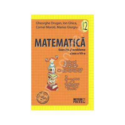 Matematica. Exercitii si probleme. Clasa a VII-a, semestrul II (2011-2012)