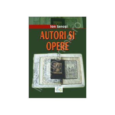 Autori si opere. Culturi occidentale - Volumul. II