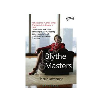 Blythe Masters (Anchete)