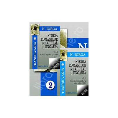 Transilvania 2-3. Istoria romanilor din Ardeal si Ungaria, Volumele I-II