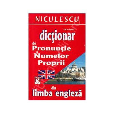 Dictionar de pronuntie a numelor proprii din limba engleza