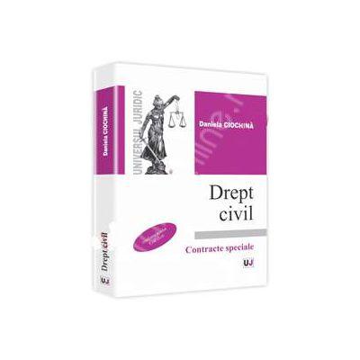 Drept civil - Contracte speciale