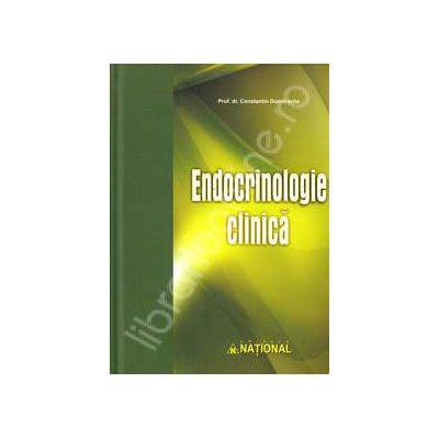 Endocrinologie clinica, editia a III-a revizuita si completata