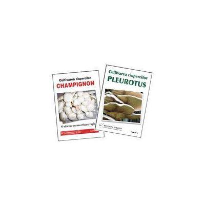 CD - Colectia Cultivarea Ciupercilor, champignon si pleurotus
