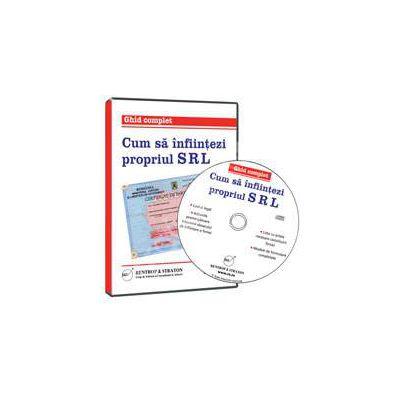 CD - Cum sa infiintezi propriul SRL