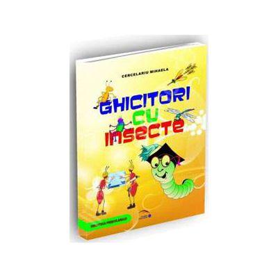 Ghicitori cu insecte