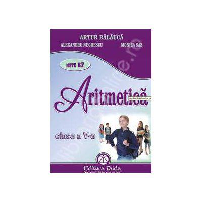 Aritmetica pentru clasa a V-a (Auxiliar de aritmetica)