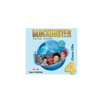 Blockbuster 4 CD audio (Set de 4 Cd-uri)