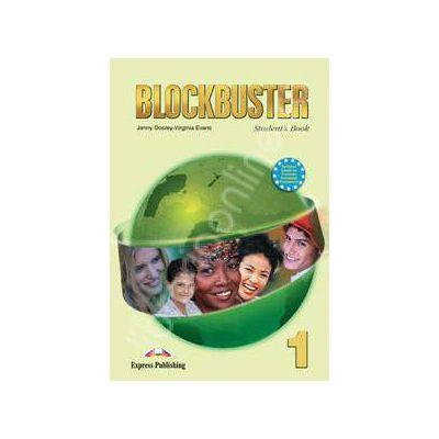 Curs de limba engleza Blockbuster 1. Manualul elevului pentru clasa a V-a