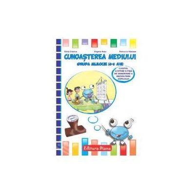 Cunoasterea mediului grupa mijlocie (4-5 ani)