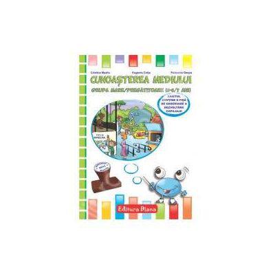 Cunoasterea mediului grupa mare si pregatitoare (5-6/7ani)