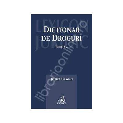 Dictionar de droguri (editia a 2-a)