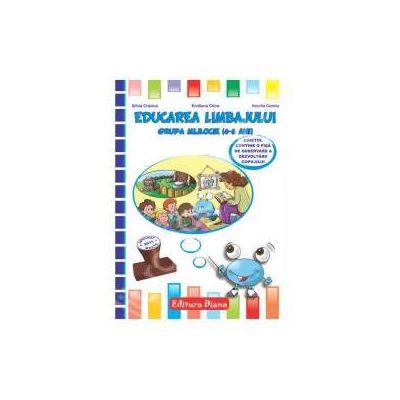 Educarea limbajului grupa mijlocie (4-5 ani)