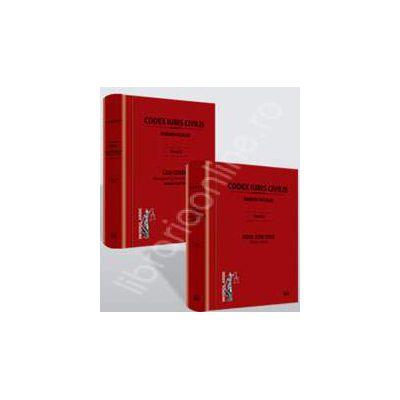 Codex Iuris Civilis. Tomul 1 - Noul Cod Civil. Editie critica. Tomul 2 - Legi Conexe. (derogatorii si complementare) Noului Cod Civil