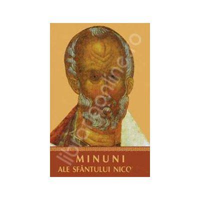 Minuni ale Sfantului Nicolae (Traducere din limba rusa de Evdochia Savga)