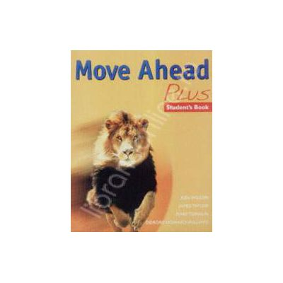 Move Ahead Plus Student's book (Five-Level Course)