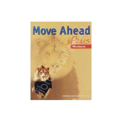 Move Ahead Plus Workbook (Five-Level Course)