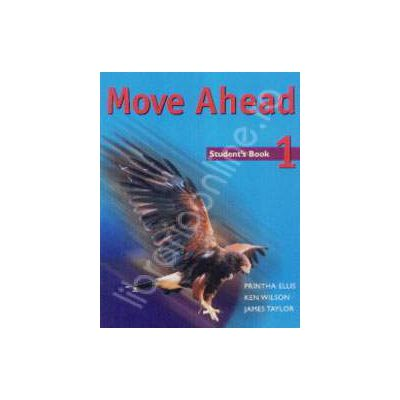 Move Ahead Student's book 1 (Five-Level Course)