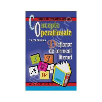 Dictionar de termeni literari (Concepte operationale)
