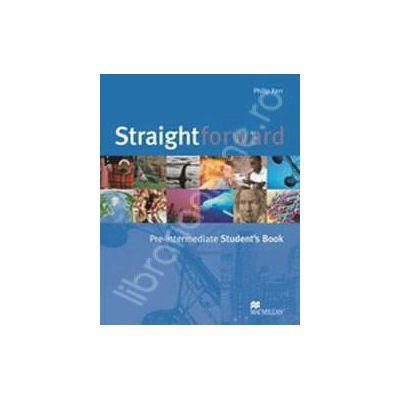 Straightforward Pre-Intermediate Student's Book