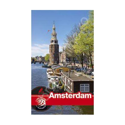 Amsterdam. Ghid turistic
