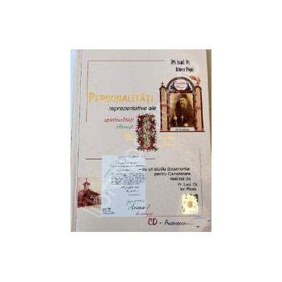 CD Audiobook - Personalitati reprezentative ale spiritualitatii oltenesti. Sf. Irodion Ionescu