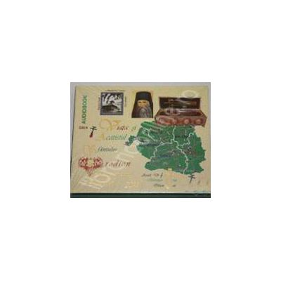 CD Audiobook - Viata si Acatistul Sfantului Irodion Luceafarul Olteniei