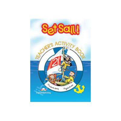 Curs pentru limba engleza Set Sail 2 (TAB). Caietul profesorului