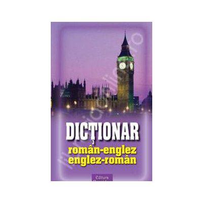 Dictionar dublu, roman-englez / englez-roman
