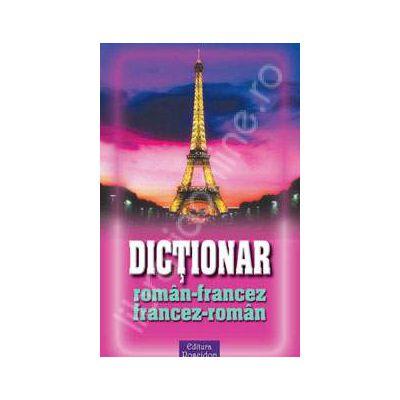 Dictionar dublu, roman-francez / francez-roman