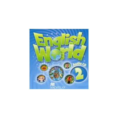 English World 2 Class Audio CDs (2)