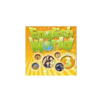 English World 3 Class Audio CDs (2)