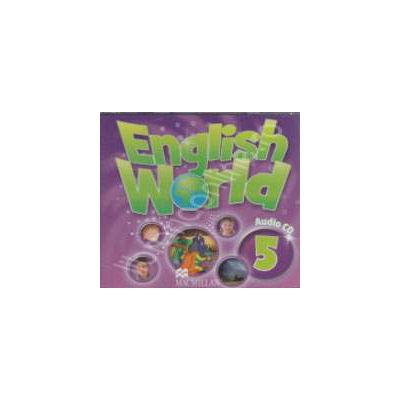 English World 5 Class Audio CD (3)
