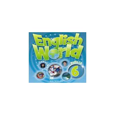 English World 6 Class Audio CD (3)