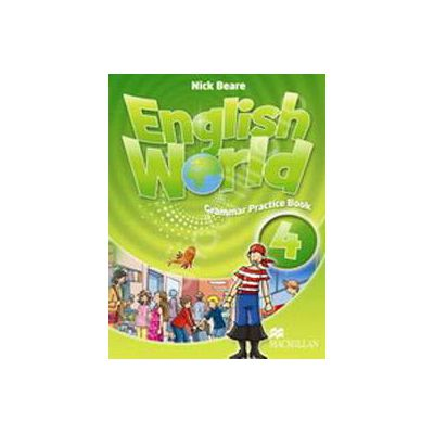 English World Level 4. Grammar Practice Book