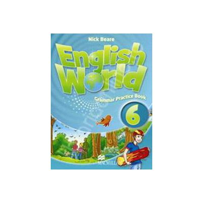 English World Level 6. Grammar Practice Book
