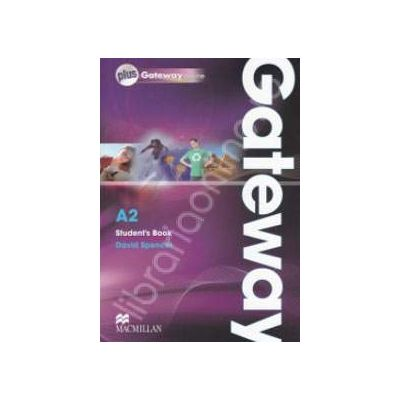 Gateway A2 Student's Book plus Gateway online (Multi level course)