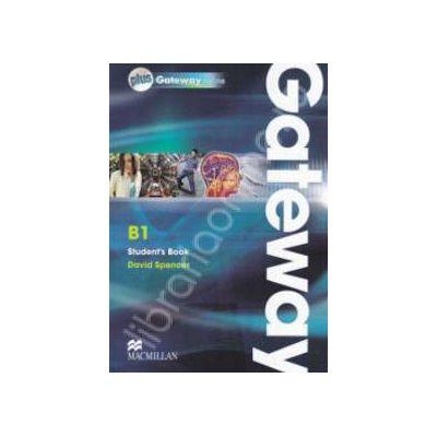 Gateway B1 Student's Book plus Gateway online (Multi level course)