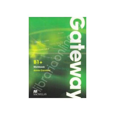 Gateway B1 plus Workbook (Multi level course)
