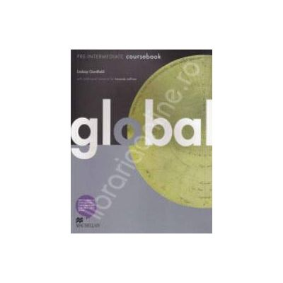 Global Pre-intermediate Coursebook (Level 6)