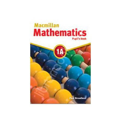 Macmillan Mathematics 1A Pupil's Book - with CD-ROM