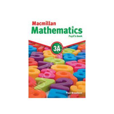 Macmillan Mathematics 3A Pupil's Book - with CD-ROM