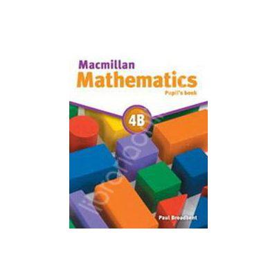 Macmillan Mathematics 4B Pupil's Book