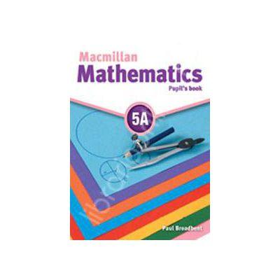 Macmillan Mathematics 5A Pupil's Book - with CD-ROM