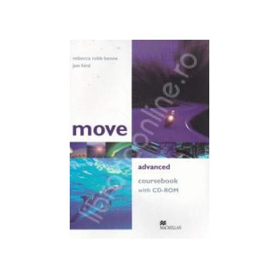 Move Advanced coursebook with Audio CD-ROM