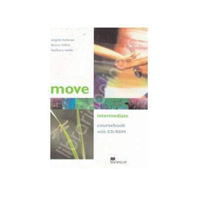Move Intermediate coursebook with CD-ROM