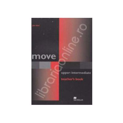 Move Upper Intermediate Teacher's Book