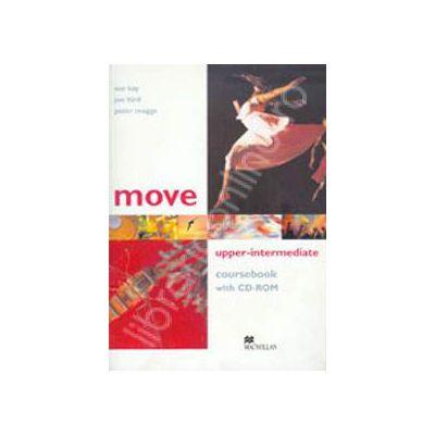 Move Upper Intermediate coursebook with CD-ROM