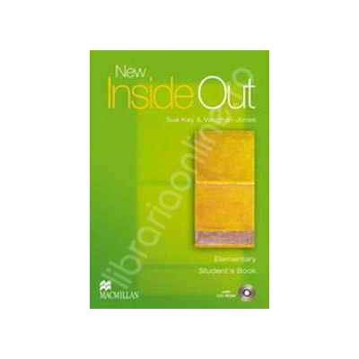 New Inside Out Elementary Student's Book with CD-ROM